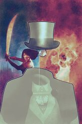 Suicide Squad Black Files Vol 1 1 Textless