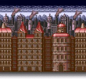 The Devotindos City
