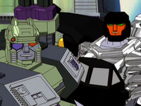 Cyclonus & Demolishor (Energon)