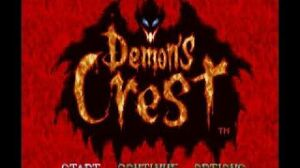 Demon's Crest (SNES) Music - Phalanx Battle