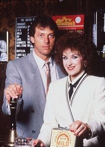 Den and Angie 1985