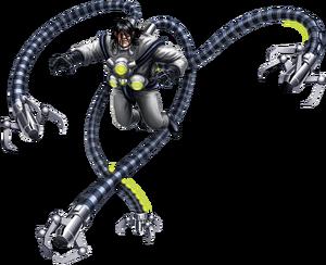 Doc Ock (Ultimate Spiderman)