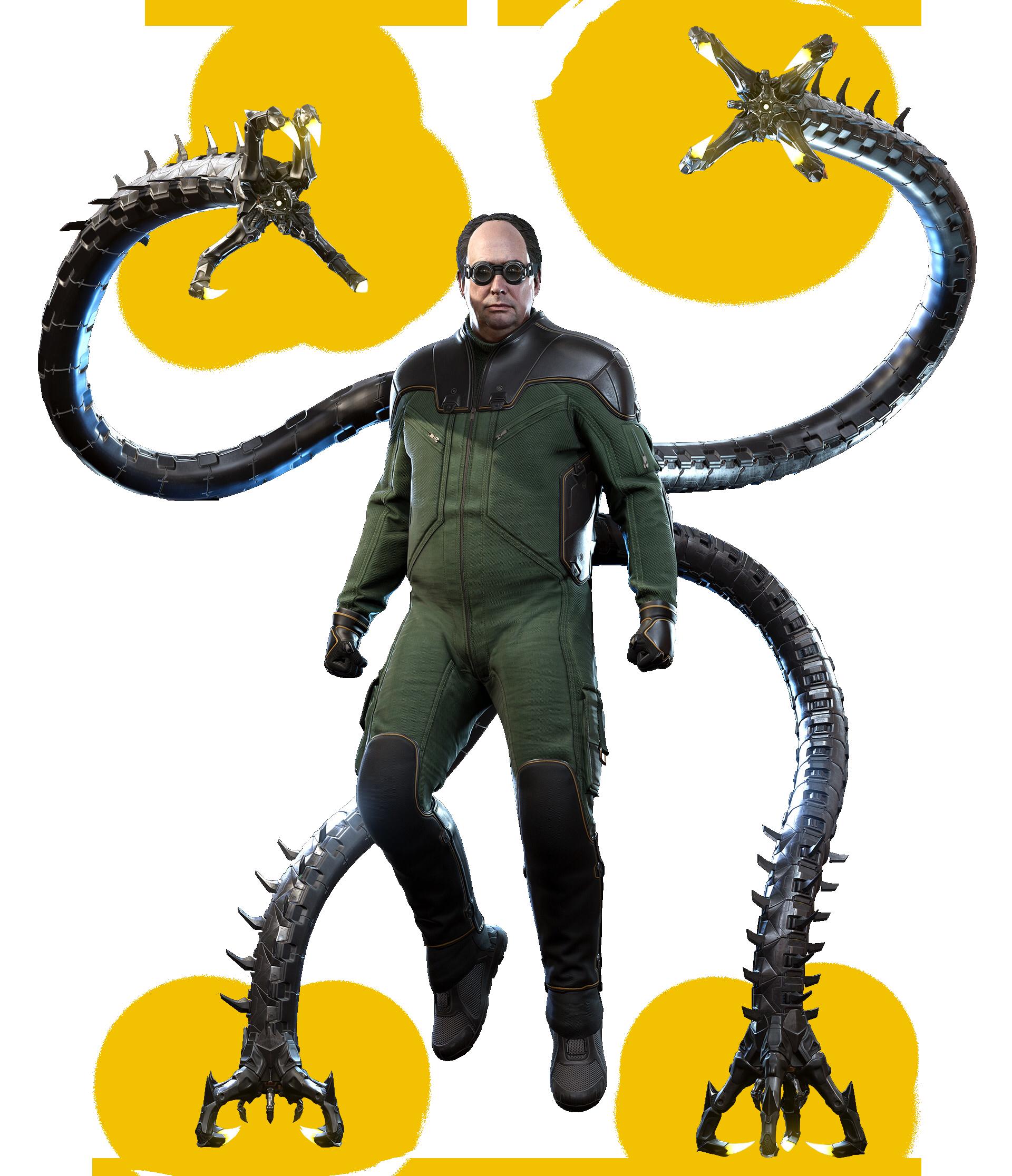 Doctor Octopus Marvel S Spider Man Villains Wiki Fandom