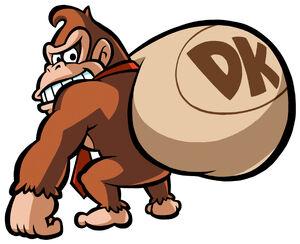 DonkeyKongSack