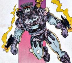 Kree sentry weapon