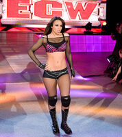 Layla ECW