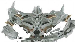 MEGATRON Transform - Short Flash Transformers Series