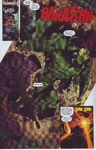 MacDonald Gargan (Earth-616) and John Jonah Jameson (Earth-616) from Superior Spider-Man - 13
