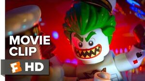 The LEGO Batman Movie CLIP - Batman Will Stop You (2017) - Zach Galifianakis Movie