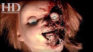 """""""CHUCKY'S DEATH SCENE"""" ★CHILD'S PLAY 3★ - ENDING PT2 2 1080pHD"""