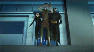 Beware The Batman - The Key Breaks Into Sirenox Software HD