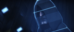 Darth Sidious stern