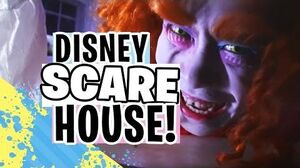 "Disneyland's ""The Nightmare Experiment"" Scare House at Hong Kong Disneyland 【 香港迪士尼樂園 詭夢實驗室 】"
