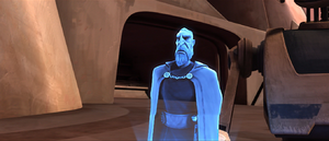 Dooku irritated