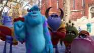 Monsters University Johnny and Sulley