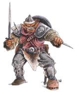 Monstrous Manual 2e - Hobgoblin - p191