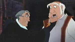 The Hunchback of Notre Dame - Frollo Stops the Archdeacon