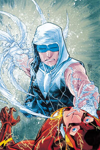 Captain Cold Prime Earth