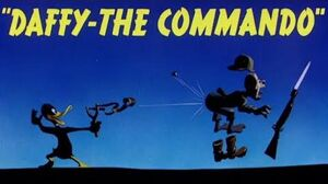Daffy the Commando - 1943 - Looney Tunes - (HD CC)