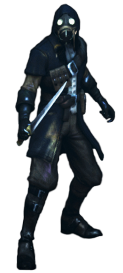 Dishonored-Assassin Render
