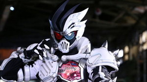 Kamen Rider Genm Zombie Gamer