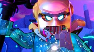 LEGO Dimensions Lord Vortech Throne Room Boss Fight