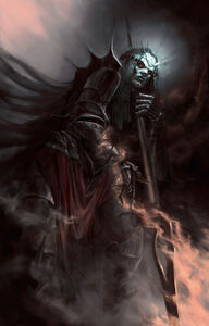 Morgoth dymondStarr