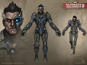 Nanite Nick Fury