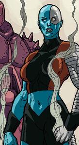 Nebula (Earth-616) from Annihilation Ronan Vol 1 1 0001