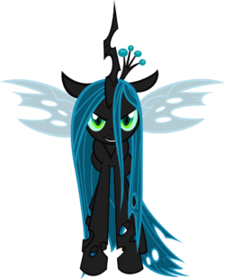 Queen chrysalis by nabbiekitty d5kpc0f-pre