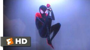 Spider-Man Into the Spider-Verse (2018) - Get Up, Spider-Man! Scene (9 10) Movieclips