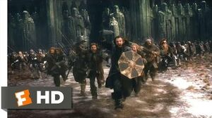 The Hobbit The Battle of the Five Armies - To Battle! Scene (5 10) Movieclips