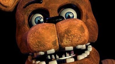 Withered Freddy Jumpscare