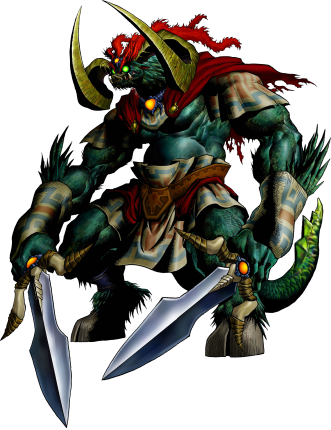 File:331px-Ganon Artwork (Ocarina of Time).png