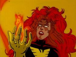 Dark Phoenix animated