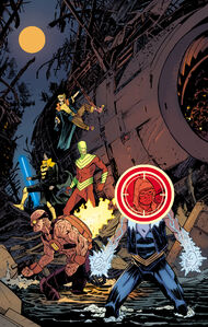 Forever Evil Rogues Rebellion Vol 1 1 Textless