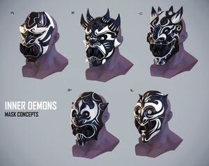 Inner demon concepts