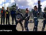 A-Squad Power Rangers