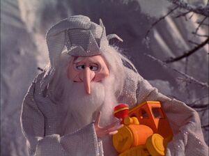 Santa Winter Wharlock