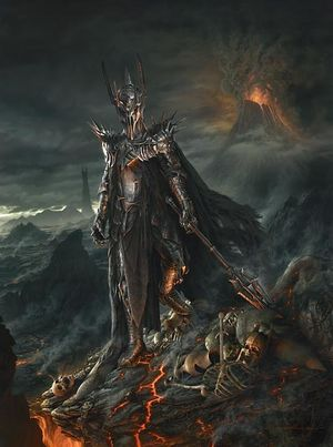 Sauron (Middle-earth) | Villains Wiki | FANDOM powered by Wikia