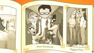 Terra in the Yearbook