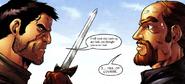 Artemis comic