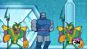 Darkseid and Others