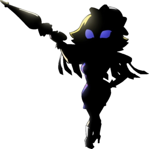 Lady Maud dark