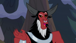 Lord Tirek 'didn't make it to the top ' S9E8