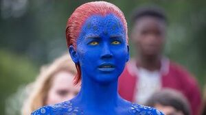 MYSTIQUE - Best Scenes (Jennifer Lawrence)