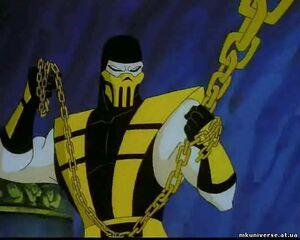 Scorpion (cartoon)