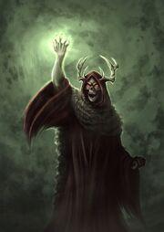 The horned king by spirit alu-d7f8v1r