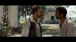 "12 YEARS A SLAVE ""What'd You Say to Pats?"""