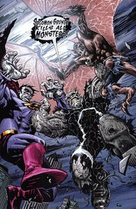 Blackest Night Solomon Grundy